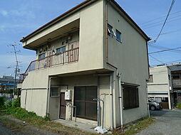 藤田アパート[1階号室]の外観