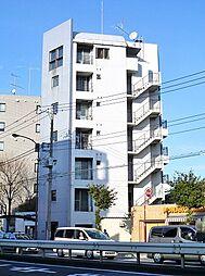 ロジェマン柿の木坂[605号室]の外観