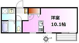 Natural Comfort湘南(ナチュラルコンフォート)[2階]の間取り