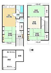 天下茶屋駅 1,480万円