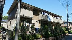 フローラハイツ参番館[2階]の外観