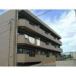 愛知県豊田市四郷町与茂田の賃貸マンションの外観