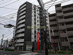 パークアクシス横浜井土ヶ谷[7階]の外観
