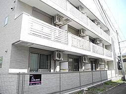 サンルージュ横浜[1階]の外観
