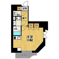 サカト2[4階]の間取り
