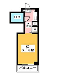 江古田駅 6.0万円