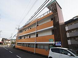 兵庫県神戸市須磨区車竹ノ下の賃貸アパートの外観