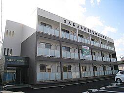 SAKASU SIROGANE[206号室]の外観