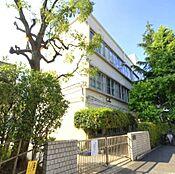 松江小学校 600m