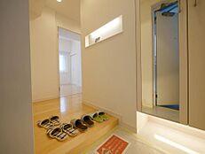 居室玄関の写真