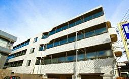 埼玉県ふじみ野市福岡中央1丁目の賃貸マンションの外観