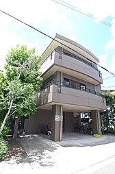 愛知県名古屋市昭和区車田町1丁目の賃貸マンションの外観