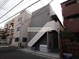 大阪府堺市堺区北清水町1丁の賃貸アパートの外観