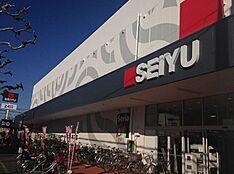 西友 青井店(369m)