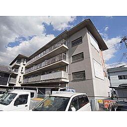 奈良県香芝市下田西2丁目の賃貸マンションの外観