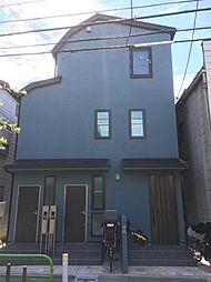 The Park Maison hazawa[1階]の外観