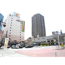 市川駅です。