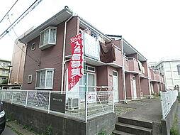 [テラスハウス] 千葉県松戸市六高台7丁目 の賃貸【/】の外観