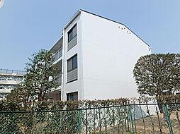 ガーデンヒルズ六高台A棟[105号室]の外観