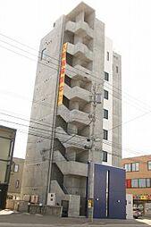北海道札幌市北区新琴似七条5丁目の賃貸マンションの外観