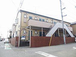 アリス深谷4号館[1階]の外観