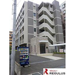 千葉県市川市田尻3丁目の賃貸マンションの外観