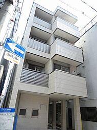 大阪府大阪市天王寺区東上町の賃貸アパートの外観