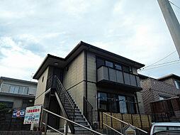 福岡県北九州市八幡西区光貞台2丁目の賃貸アパートの外観