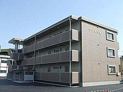 静岡県富士市元町の賃貸マンションの外観