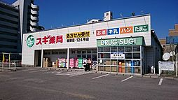 スギ薬局稲熊店
