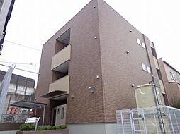 大阪府摂津市鳥飼和道2丁目の賃貸アパートの外観