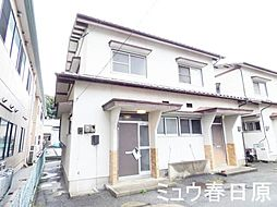 [一戸建] 福岡県春日市上白水3丁目 の賃貸【/】の外観