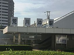 JR常磐線荒川...