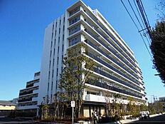建物外観/平成28年築、三菱地所レジデンス旧分譲の築浅マンションです