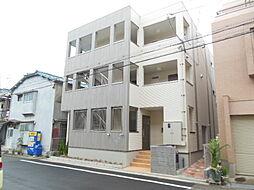 プリティー堺[3階]の外観