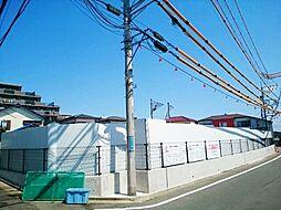神奈川県藤沢市石川1丁目の賃貸アパートの外観