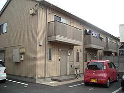 [テラスハウス] 千葉県習志野市実籾3丁目 の賃貸【/】の外観