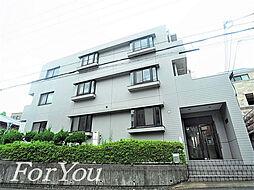 兵庫県神戸市東灘区住吉本町1丁目の賃貸アパートの外観