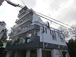 山崎第3マンション[4階]の外観