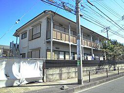 サニーハウス[203号室]の外観