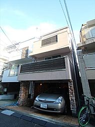 [一戸建] 東京都新宿区北新宿1丁目 の賃貸【/】の外観