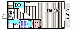 シーサイドTsu[1階]の間取り