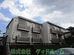 小田急小田原線 玉川学園前駅 徒歩9分の賃貸アパート