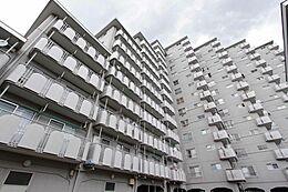 東武東上線「上板橋」駅徒歩5分の駅近マンション。