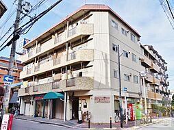 大阪府大阪市住吉区苅田3丁目の賃貸マンションの外観