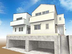 建物プラン例:...
