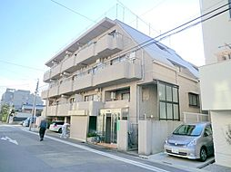 東京都大田区池上7丁目の賃貸マンションの外観