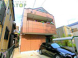 愛知県名古屋市南区粕畠町1丁目の賃貸アパートの外観