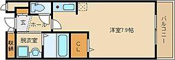 サニーヴイラ[305号室]の間取り