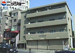 月東ビル[4階]の外観